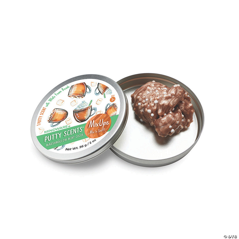 Putty Scents: MixUps: Marshmallow Mint Cocoa Audio Thumbnail