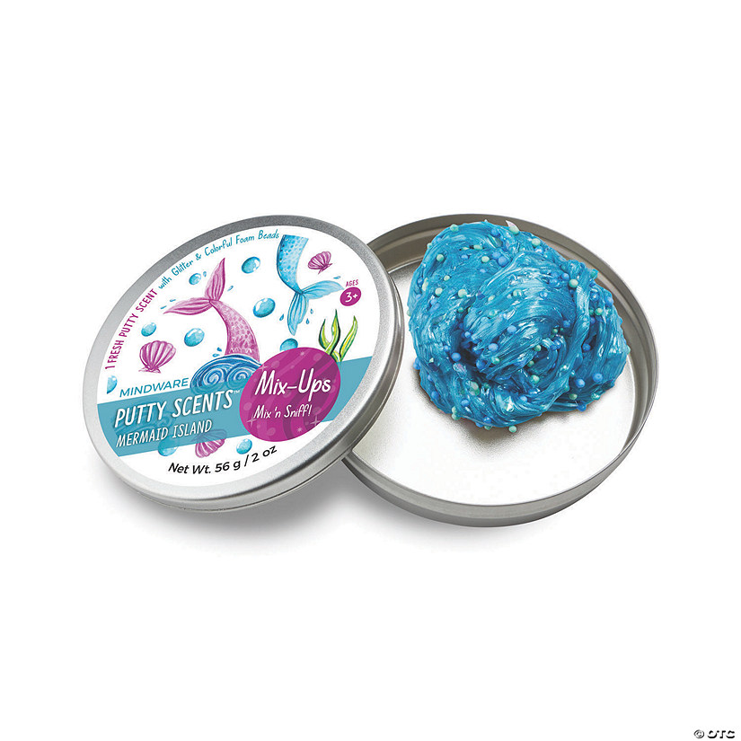 Putty Scents MixUps: Mermaid Island