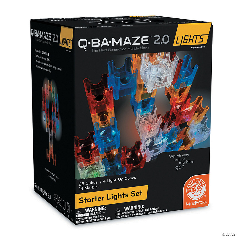 Q-BA-MAZE 2.0: Starter Lights Set Audio Thumbnail