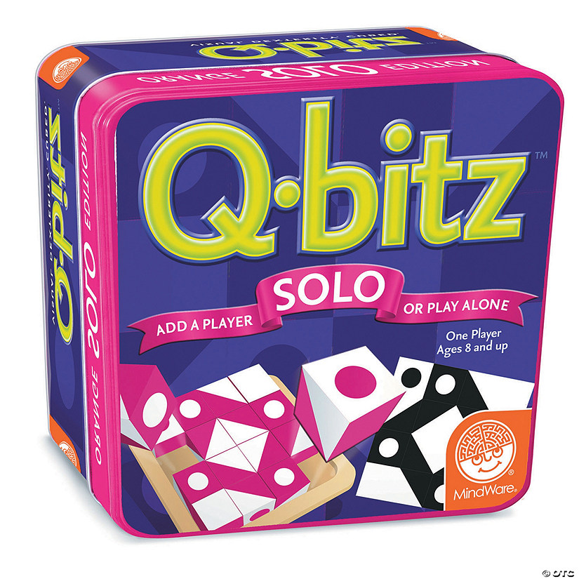 Q-bitz Solo: Magenta Edition Audio Thumbnail