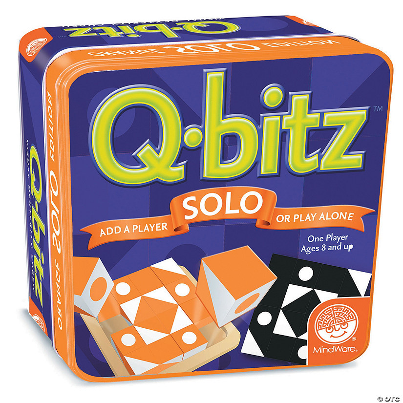Q-bitz Solo: Orange Edition Image Thumbnail
