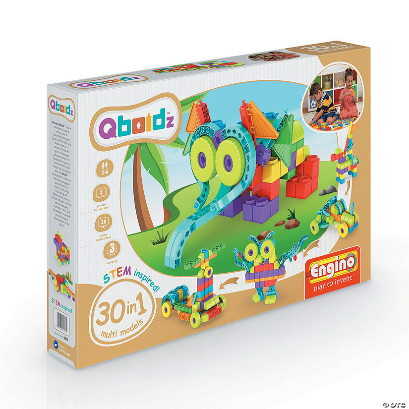 Qboidz 30-in-1 Set Image Thumbnail