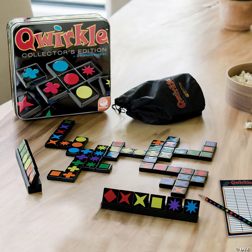Qwirkle Deluxe Collector's Edition Image Thumbnail
