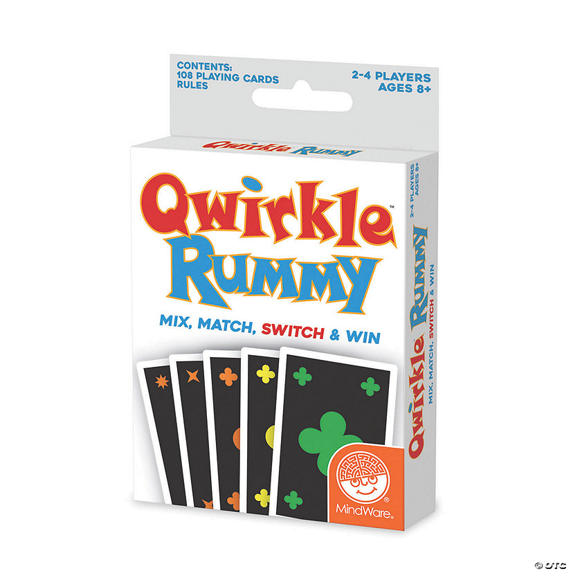 Qwirkle Rummy Audio Thumbnail