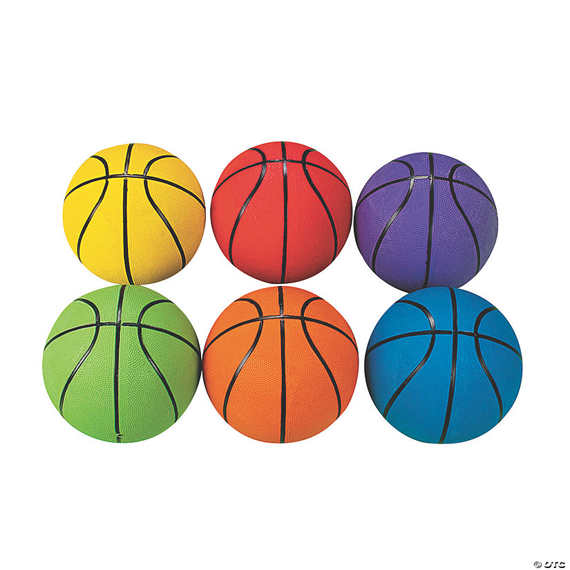 Rainbow Basketballs Audio Thumbnail