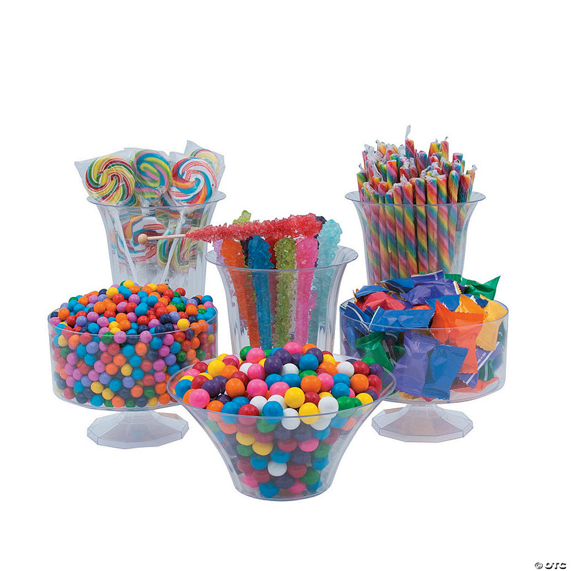 Rainbow Candy Buffet Assortment
