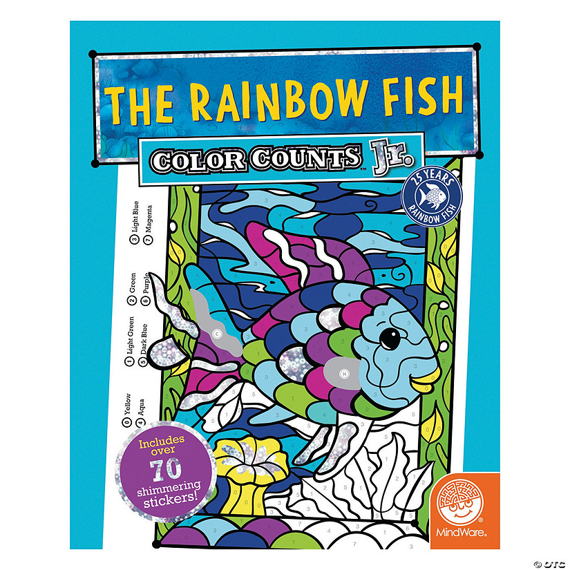 Rainbow Fish Color Counts Image Thumbnail