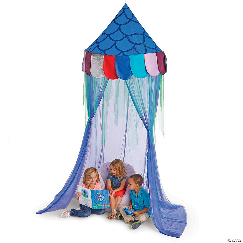 Rainbow Fish Ocean Fort
