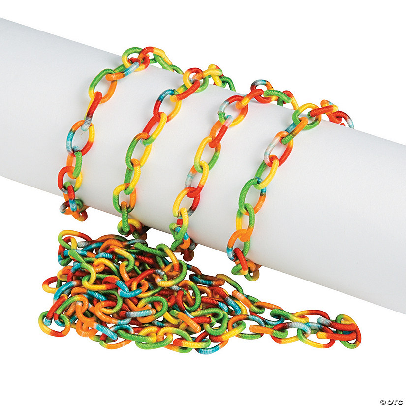 Rainbow Nylon Chain Audio Thumbnail