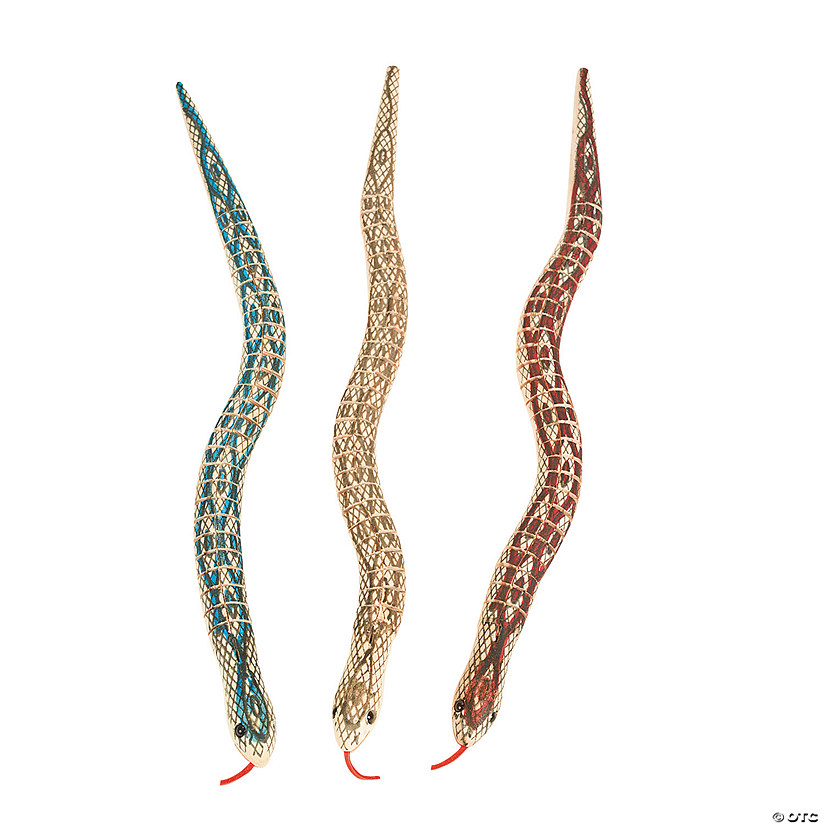 Realistic Bendable Snakes