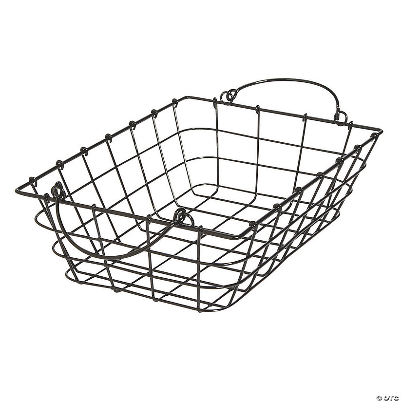 Rectangle Wire Basket Image Thumbnail
