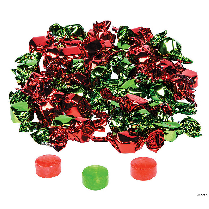 Red & Green Christmas Hard Candy Audio Thumbnail