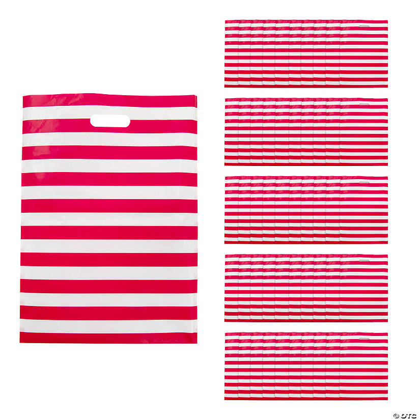 Red & White Striped Goody Bags Audio Thumbnail