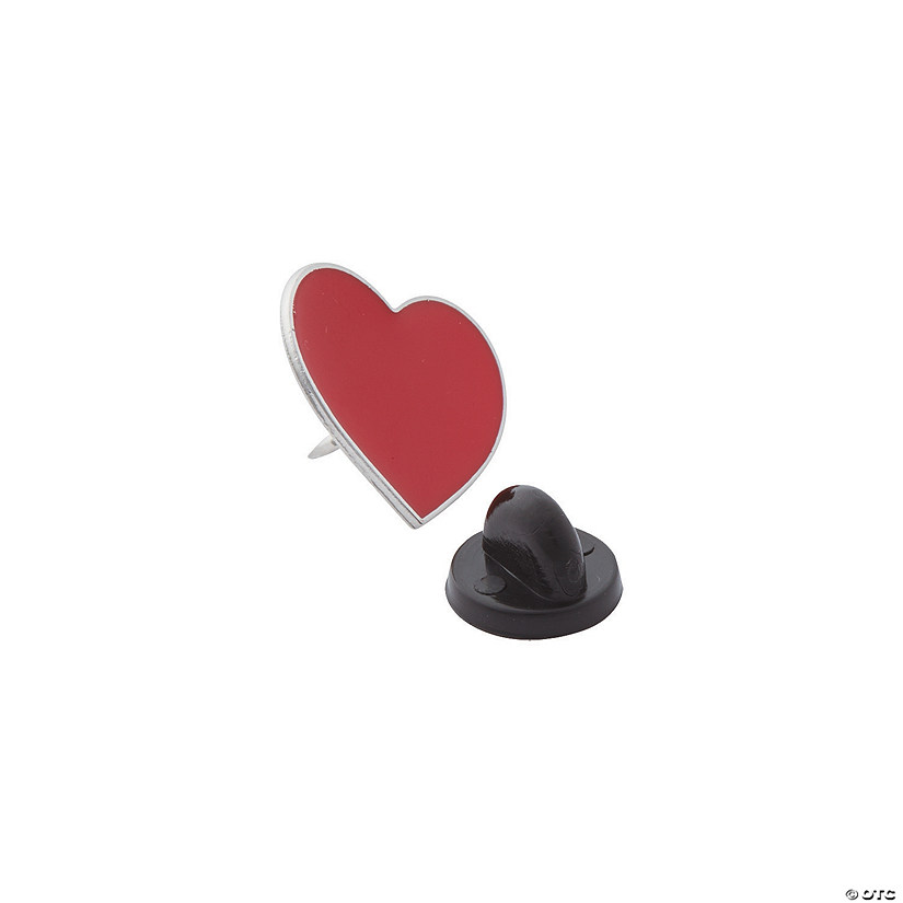 Red Heart Pin Audio Thumbnail