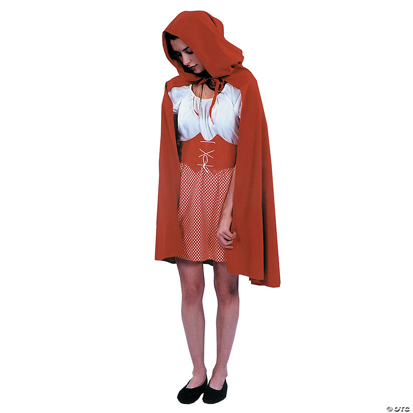 Red Riding Hood Cape Audio Thumbnail
