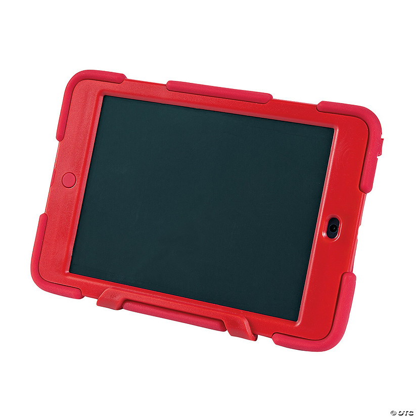 Red Tough iPad<sup>&#174;</sup> Mini Cases with Kickstand Audio Thumbnail