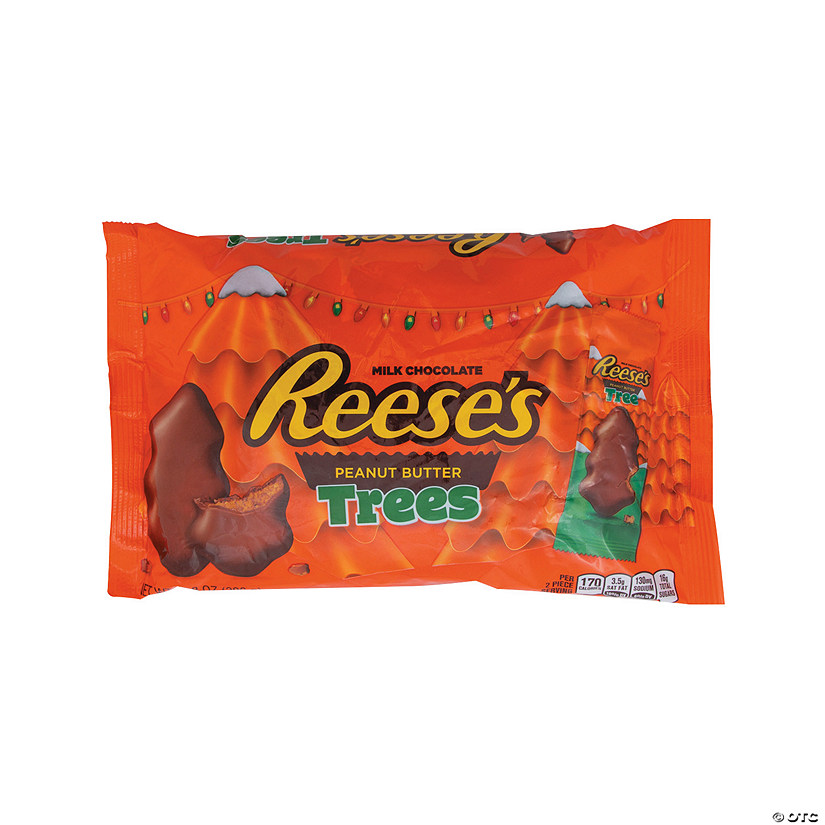 Reese's Peanut Butter Christmas Trees Image Thumbnail