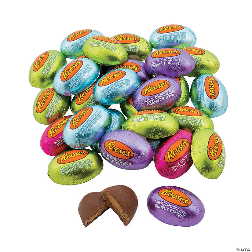 Reese's<sup>®</sup> Easter Eggs Chocolate Candy