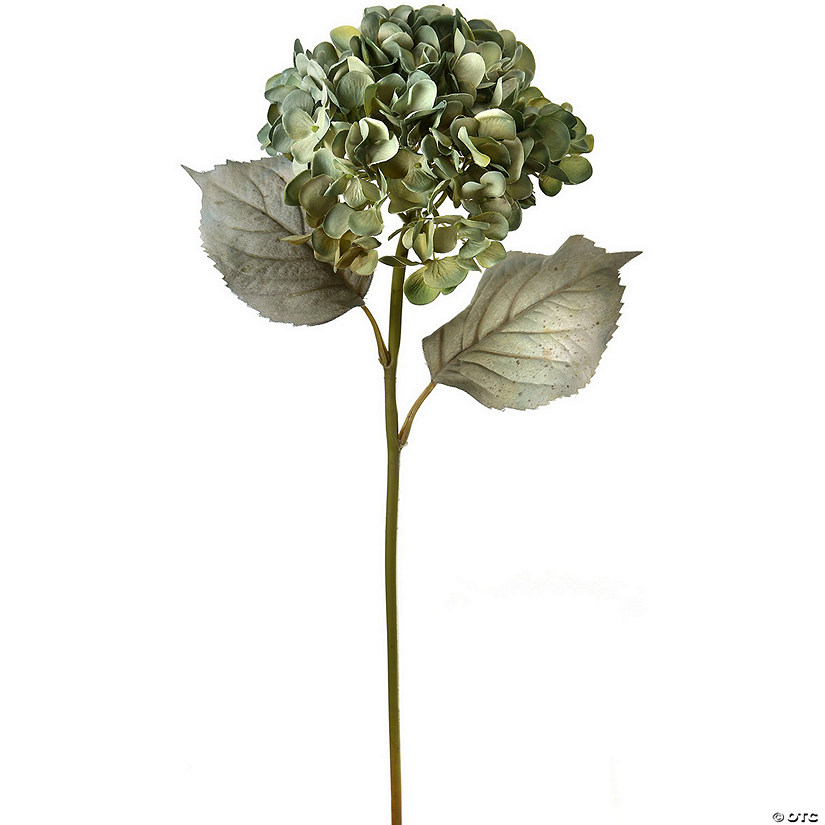 "Regency Int-Weathered Princess Hydrangea - 25"" Aqua"