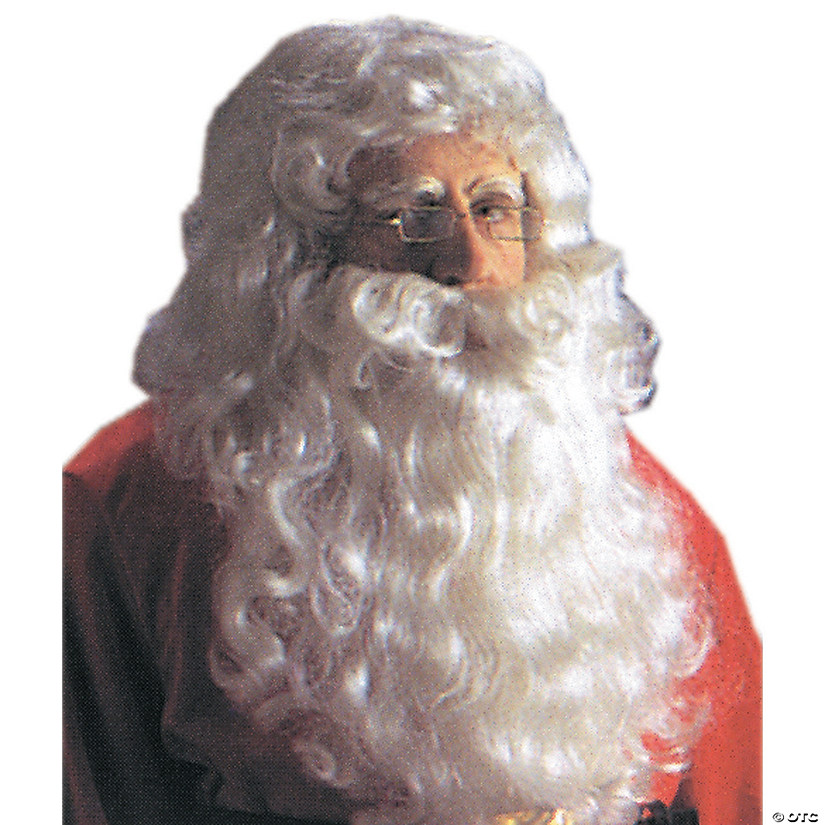 Regular Santa Wig & Beard Audio Thumbnail