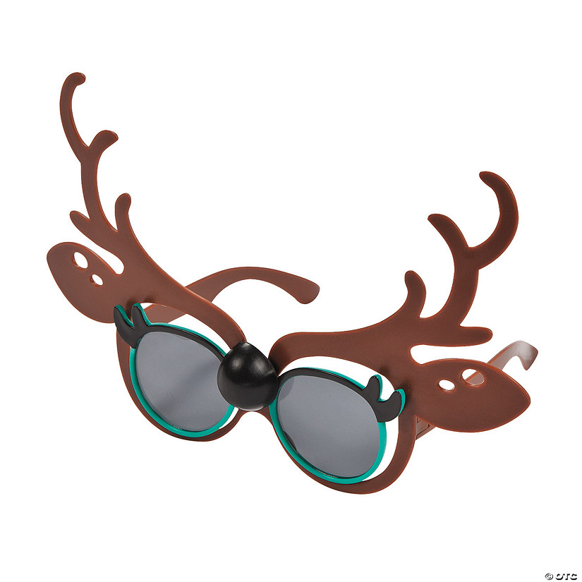Reindeer Sunglasses Audio Thumbnail