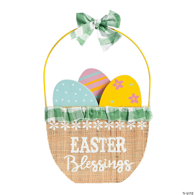 Religious Easter Wall Sign Decoration Image Thumbnail