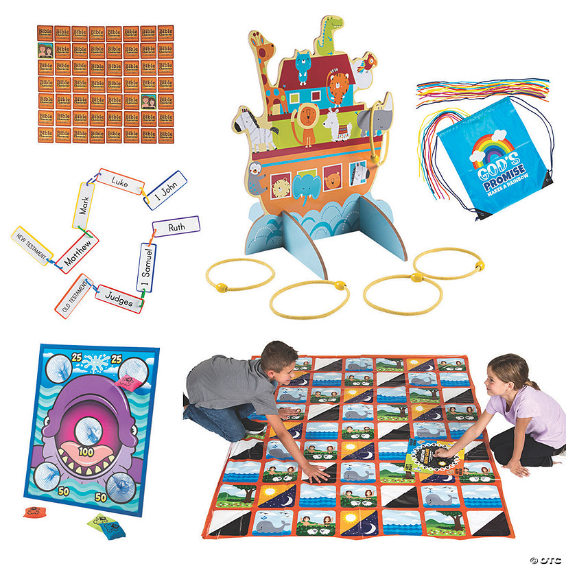 Religious Play Boredom Buster Kit Image Thumbnail