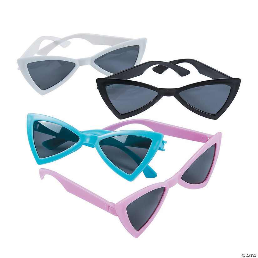 Retro Shaped Sunglasses Audio Thumbnail