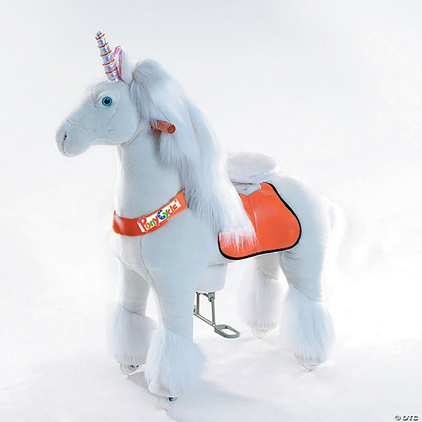 Ride-on Plush Unicorn Audio Thumbnail