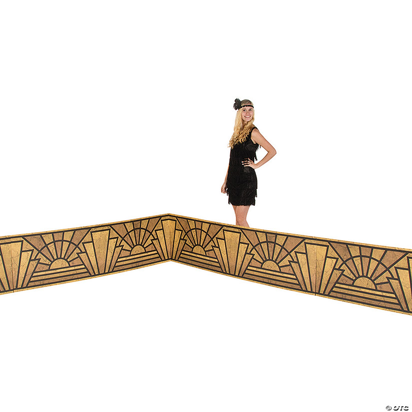 Roaring '20s Dance Floor Decal