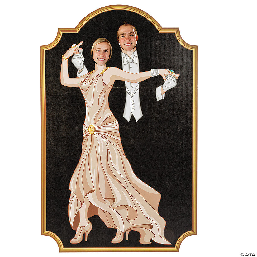 Roaring 20s Photo Cardboard Stand-Up Audio Thumbnail