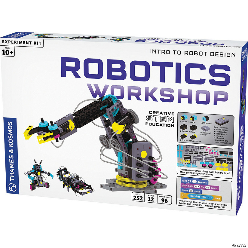 Robotics Workshop Audio Thumbnail
