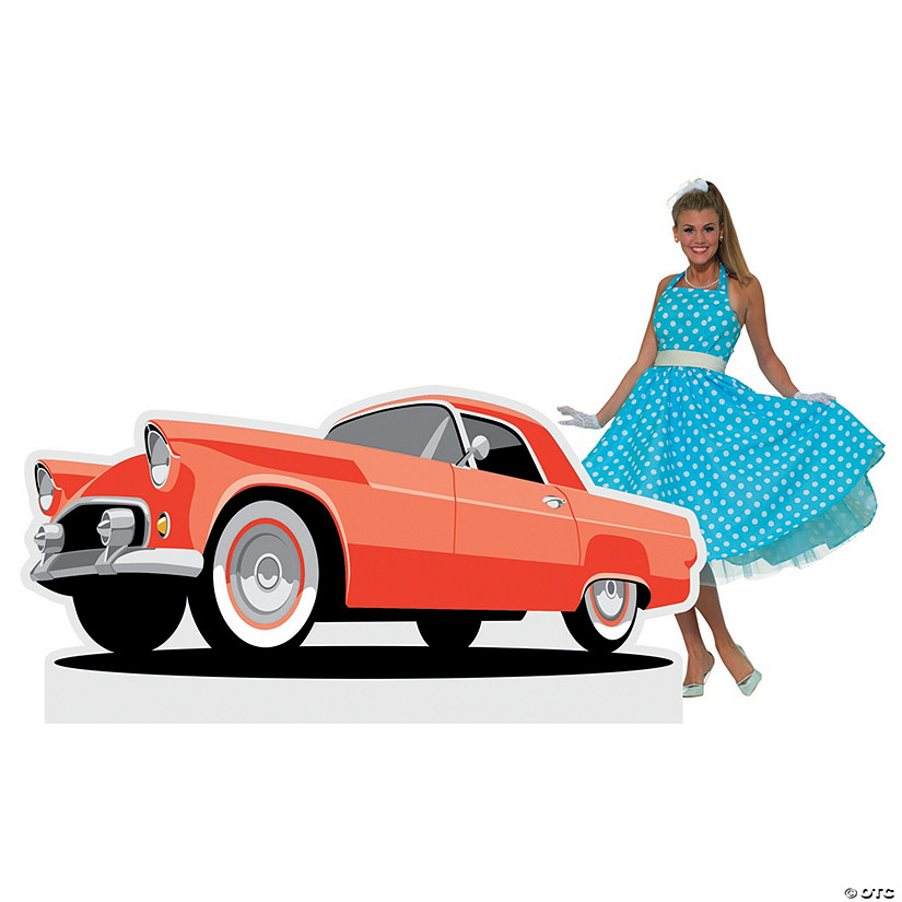 Rockin' 50s Vintage Car Stand-Up Audio Thumbnail