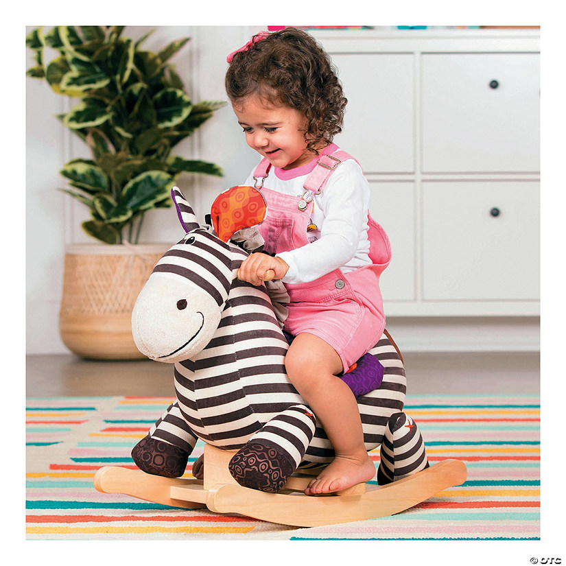 Rodeo Rocker: Zebra