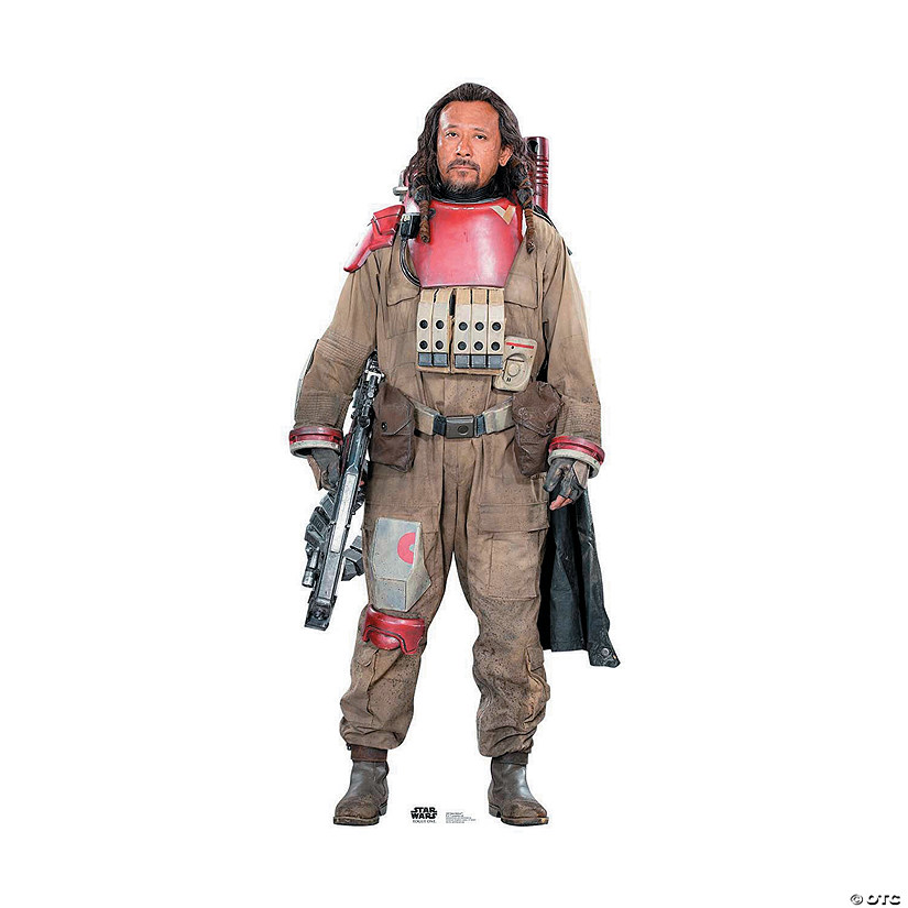Rogue One: A Star Wars Story™ Baze Malbus Stand-Up Audio Thumbnail