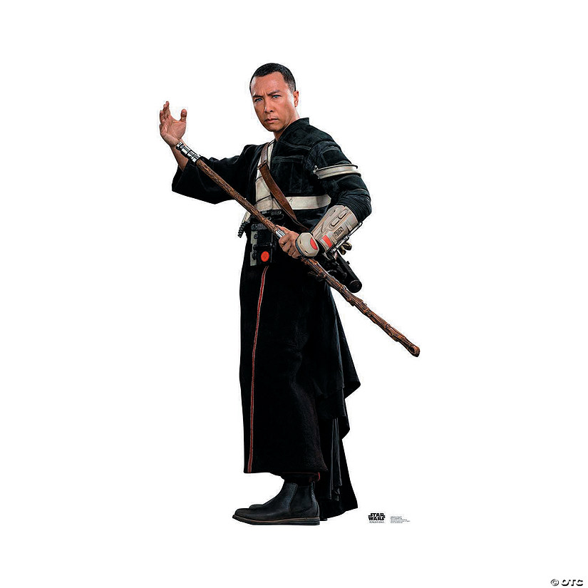 Rogue One: A Star Wars Story™ Chirrut Îmwe Stand-Up Audio Thumbnail