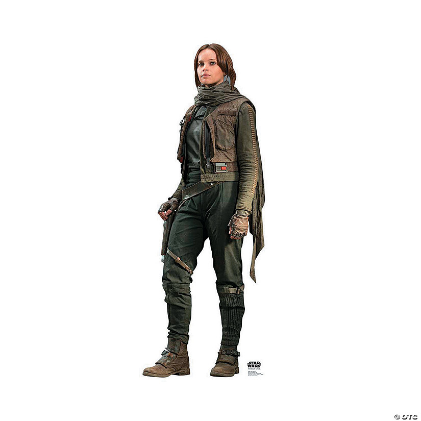 Rogue One: A Star Wars Story™ Jyn Erso Stand-Up Audio Thumbnail