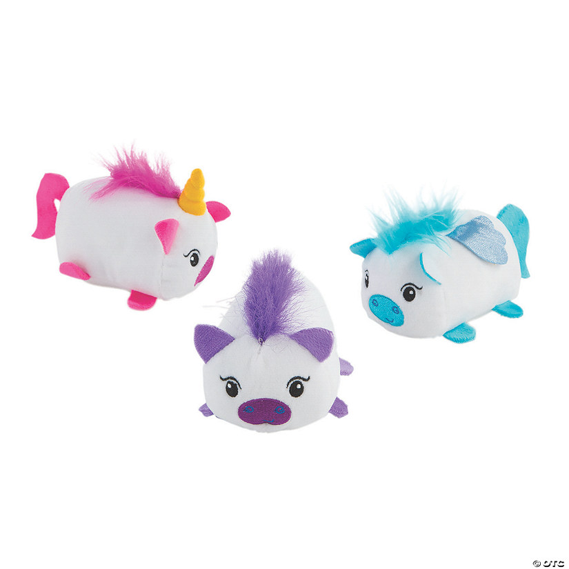 Roly Poly Mythical Stuffed Horses Audio Thumbnail