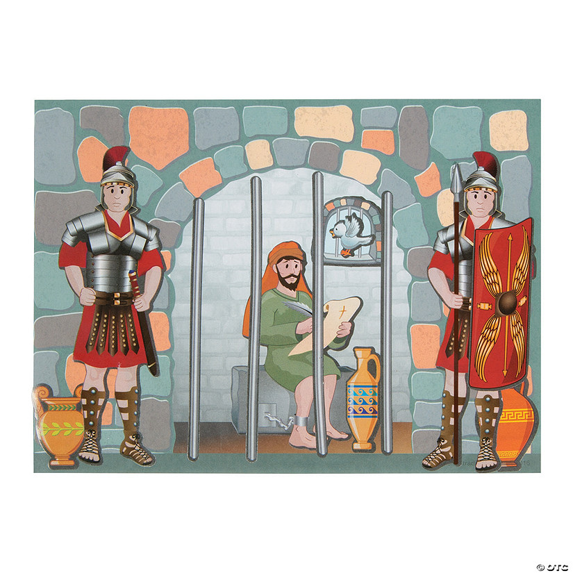 Rome VBS Paul Sticker Scenes Audio Thumbnail