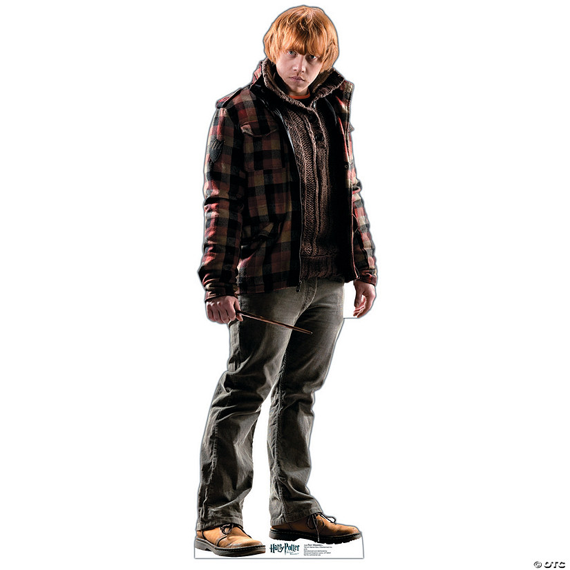 Ron Weasley - Deathly Hallows Cardboard Stand-Up