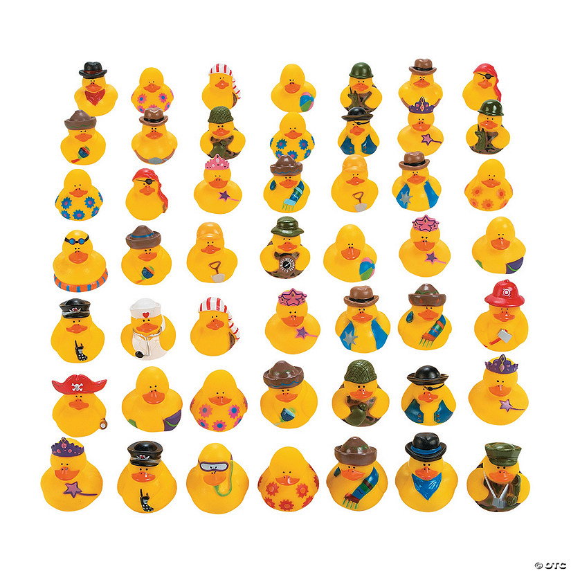 Rubber Ducky Assortment Audio Thumbnail