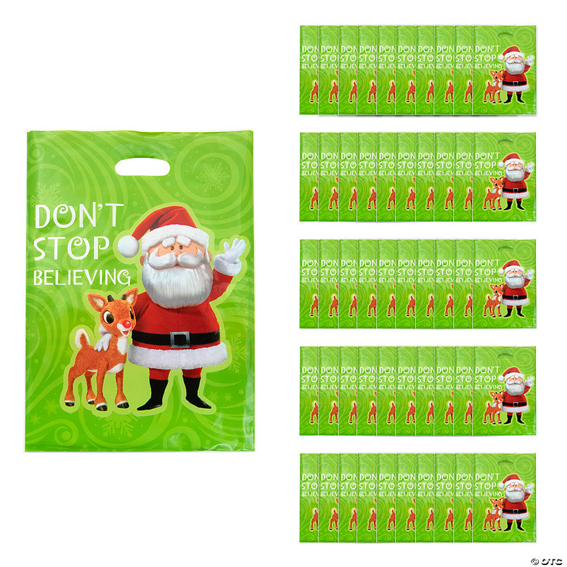 Rudolph the Red-Nosed Reindeer<sup>&#174; </sup>Goody Bags Image Thumbnail