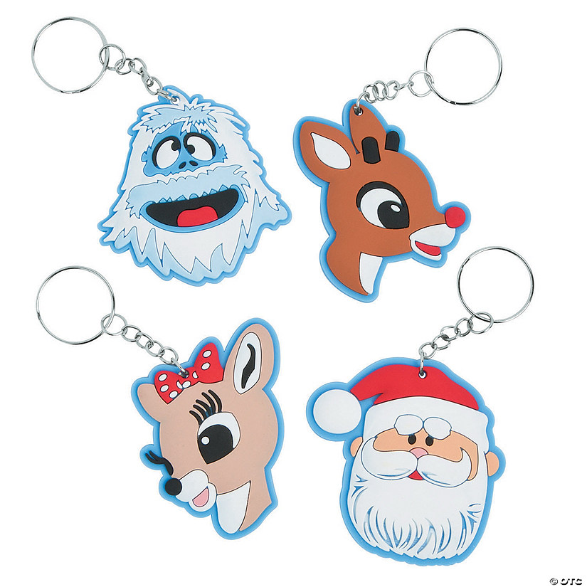 Rudolph the Red-Nosed Reindeer<sup>&#174;</sup> & Friends Keychains Audio Thumbnail