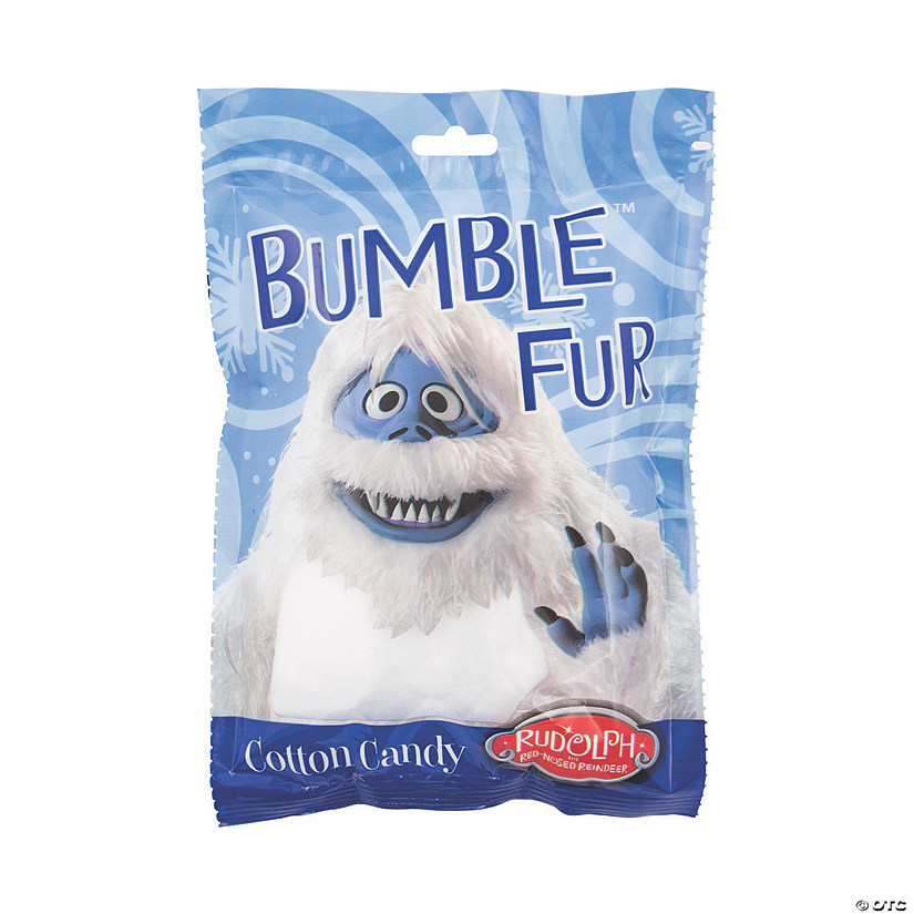 Rudolph the Red-Nosed Reindeer<sup>&#174;</sup> Bumble Fur Cotton Candy