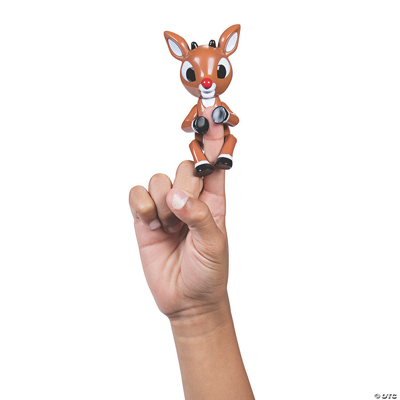 Rudolph the Red-Nosed Reindeer<sup>&#174;</sup> Finger Toy Audio Thumbnail