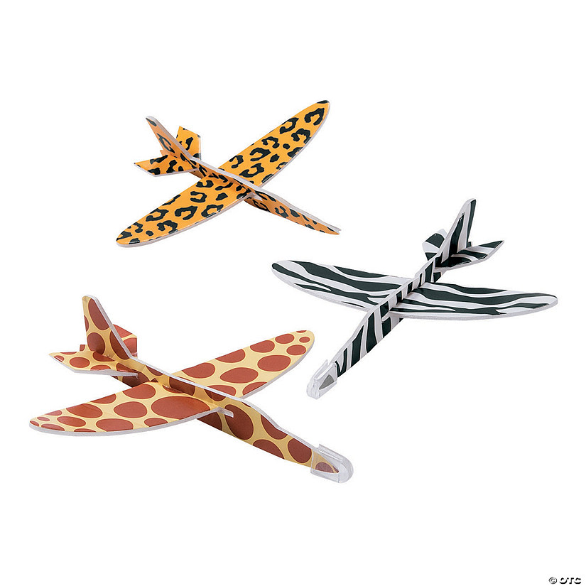 Safari Animal Print Gliders Audio Thumbnail
