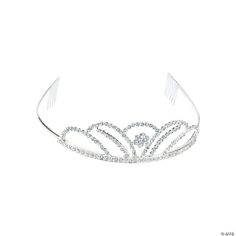 Scalloped Chloe Tiara Image Thumbnail
