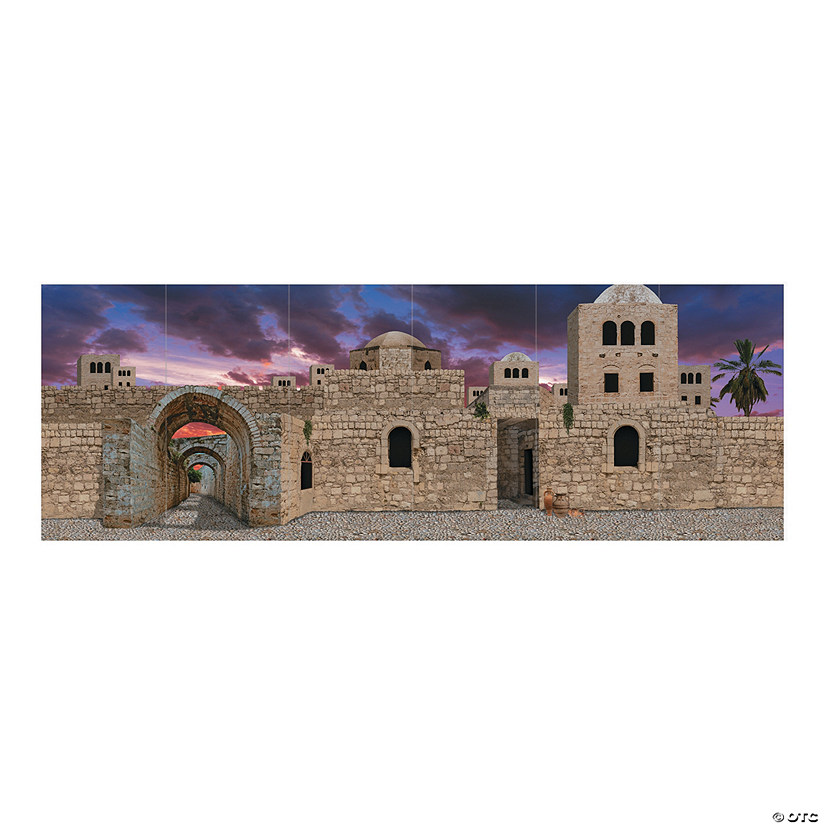 Scene to Bethlehem Backdrop Banner Audio Thumbnail