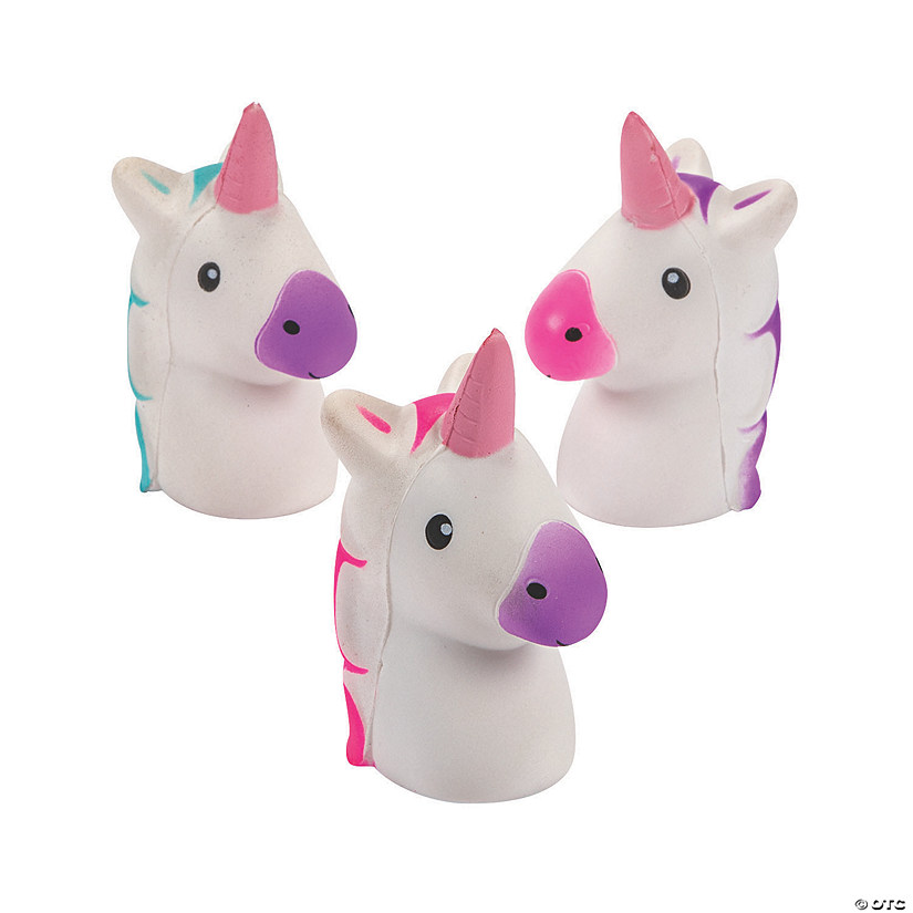 Scented Unicorn Slow-Rising Squishies Audio Thumbnail