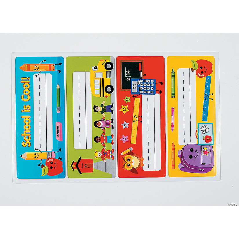 school days desk nameplates discontinued